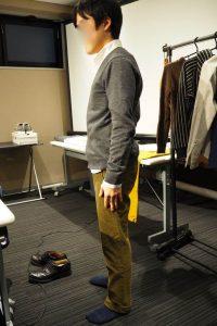 小柄低身長な男性のための小さいXSサイズブランドのパンツ