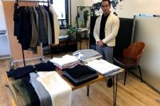 【大阪淀屋橋試着会レポート】出張サロンにてお客様と交流、そしてファッションセミナーを開催してきました!