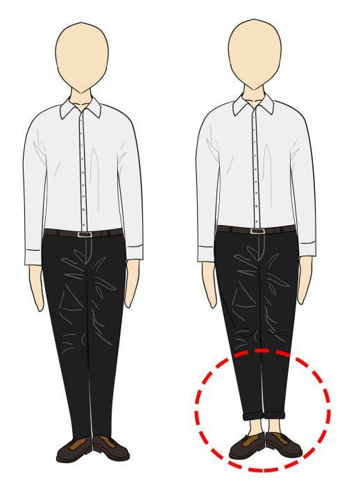 低身長小柄でも背が高く見える!メンズファッションの着こなし術_009