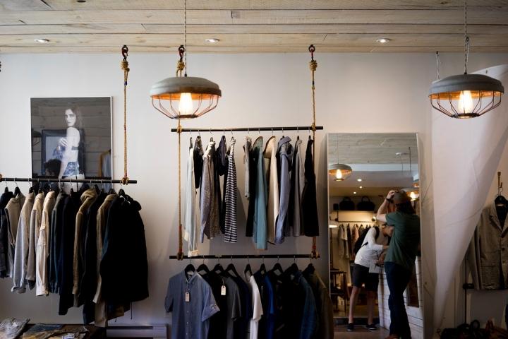 女性服 お店