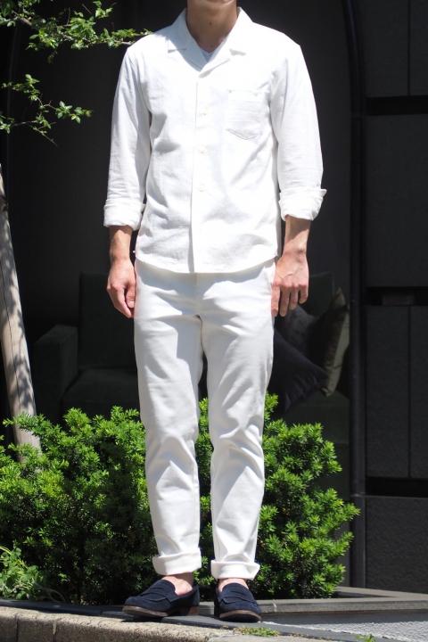 XSサイズ 白パンツ